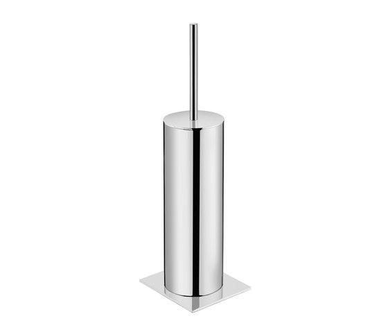 Kubic Free Standing Toilet Brush Holder by pomd'or | Toilet brush holders