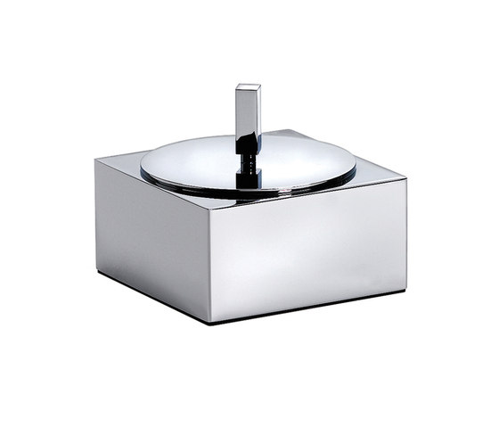 Metric Pot by Pom d'Or | Beauty accessory storage