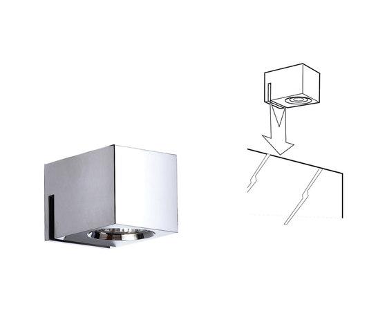 Metric Wall Lamp by pomd'or | Bathroom lighting