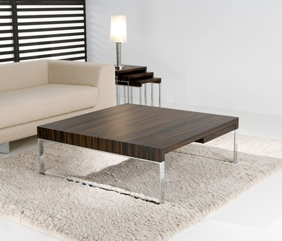 Tek Coffee table de Kendo Mobiliario | Tables basses