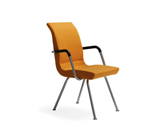 Partner conference chair by Materia | Visitors chairs / Side chairs