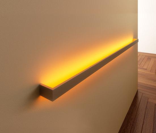 Lighting system 6 Light railing di GERA | Illuminazione generale