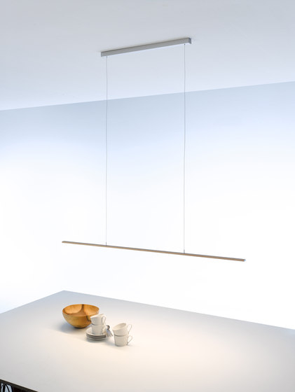 Pendant light 20x10 | GERA light system 4 by GERA | General lighting