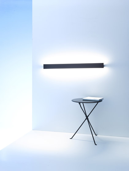Wall light with metal screen | GERA light system 8 di GERA | Illuminazione generale