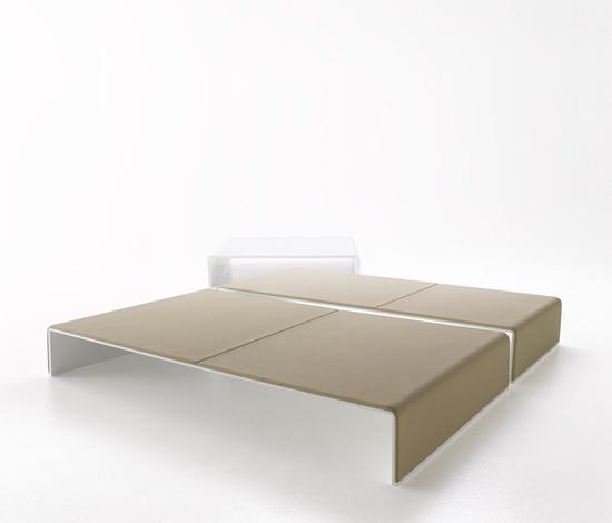 Arch petites tables* de MDF Italia | Tables basses