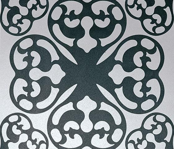 Oh! Ode Bianco Nero* by Fap Ceramiche | Floor tiles