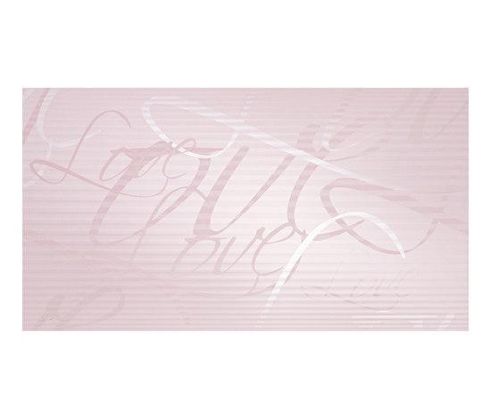 Pura Rosa Love* de Fap Ceramiche | Baldosas