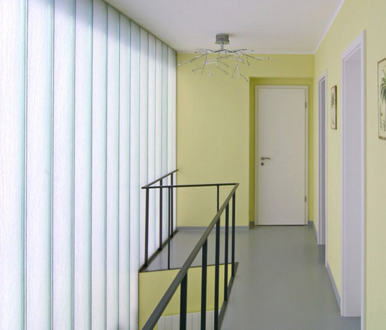 TIMax GL | Aufstockung Wohnhaus by Wacotech | Partition wall systems