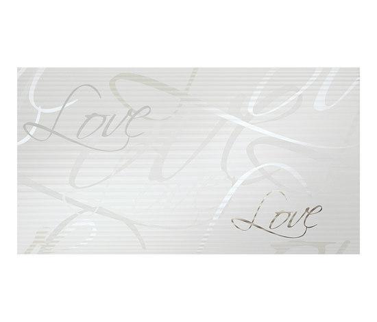 Pura Bianco Love* de Fap Ceramiche | Baldosas