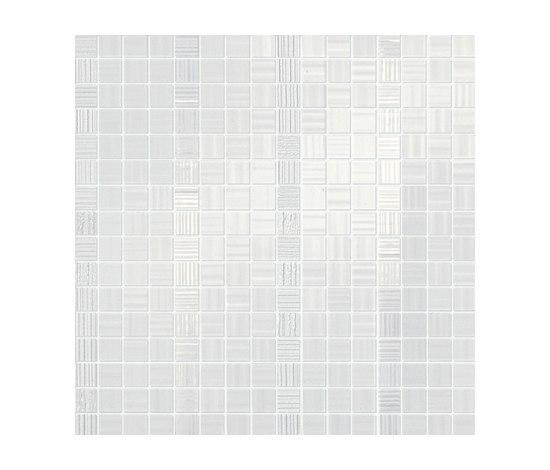 Pura Mosaico Bianco* by Fap Ceramiche | Ceramic mosaics