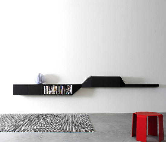 Hillside Sideboard by ARFLEX | Sideboards