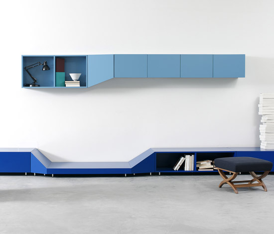 Hillside Sideboard by ARFLEX | Sideboards