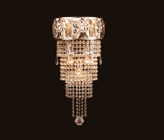 Hoffmann Wall Sconce by LOBMEYR | General lighting