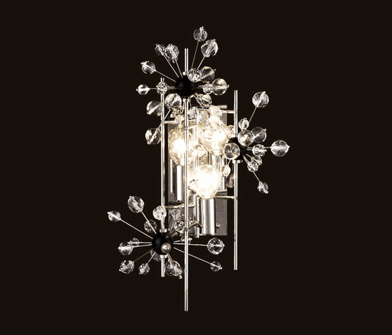 Sputnik wall sconce by LOBMEYR | General lighting