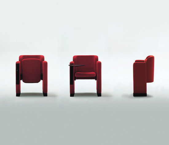 Mac T Armchair by ARFLEX | Auditorium seating