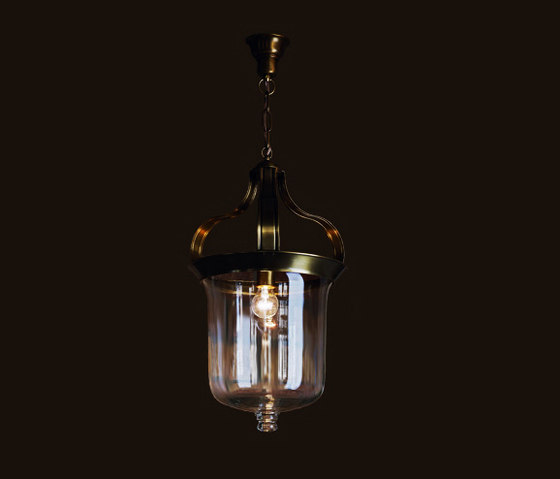 Cheese Cover lantern by LOBMEYR | General lighting