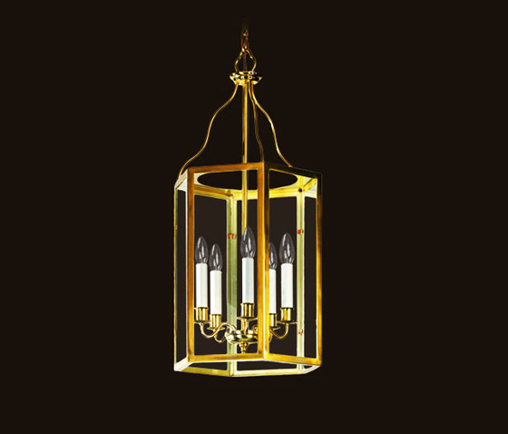 Salesianergasse lantern by LOBMEYR | General lighting