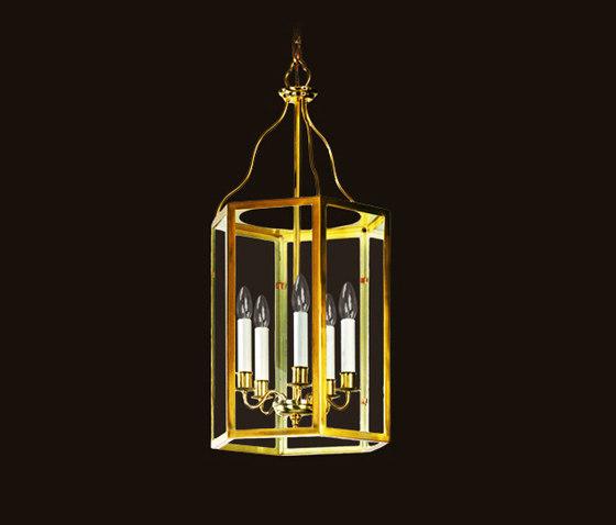 Salesianergasse Laterne von LOBMEYR | Allgemeinbeleuchtung