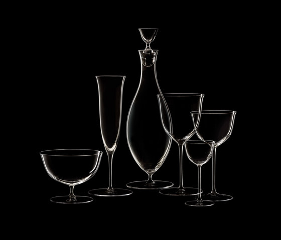 Drinking set no.238 - Patrician de LOBMEYR | Services de table