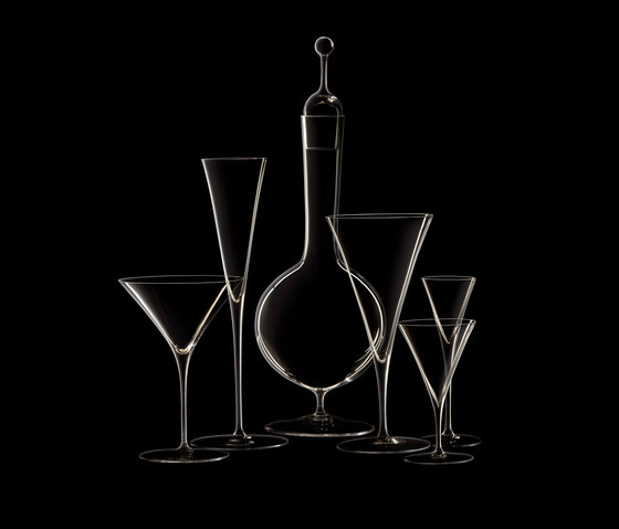 Drinking set no.240 - Ambassador by LOBMEYR | Dinnerware