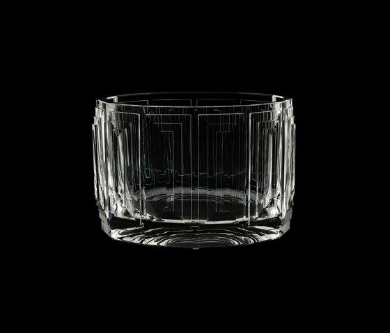 Treppenschliff Schale by LOBMEYR | Bowls