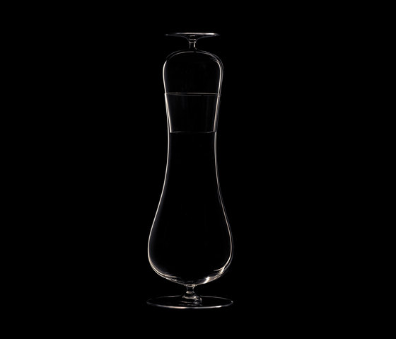 Decanter Josephine with tumbler by LOBMEYR | Decanters