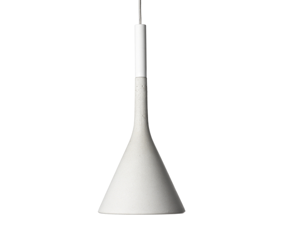 Aplomb suspension white by Foscarini | Suspended lights
