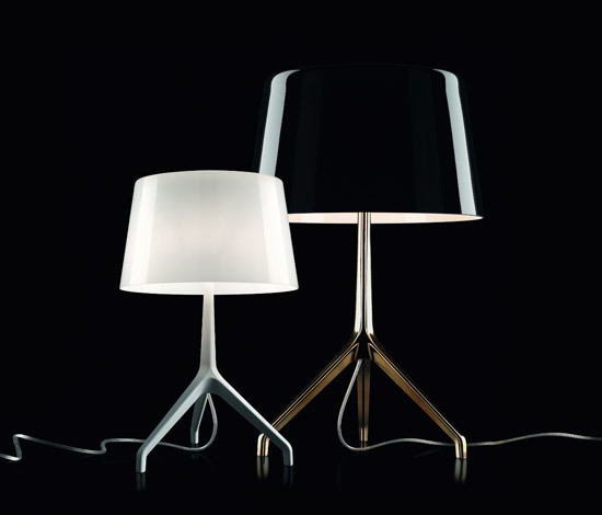 lumiere xxs tischleuchte allgemeinbeleuchtung von foscarini architonic. Black Bedroom Furniture Sets. Home Design Ideas
