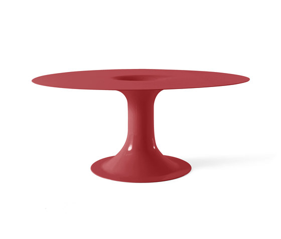 Drain Table de Cappellini | Tables de restaurant