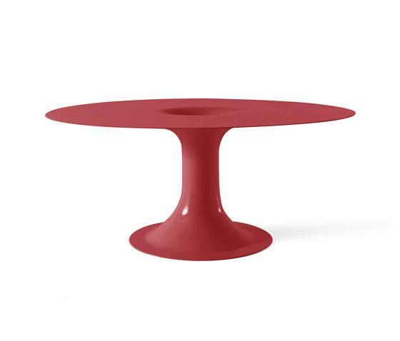 Drain Table de Cappellini | Mesas para restaurantes