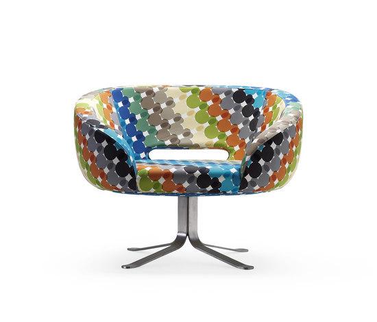 Multicolor Rive Droite limited edition de Cappellini | Sillones lounge