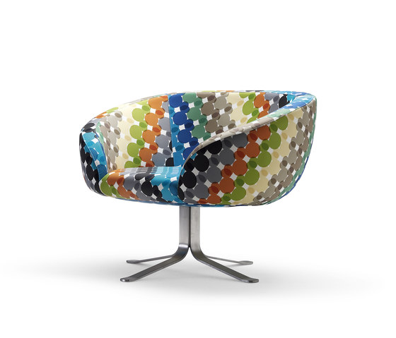Multicolor Rive Droite limited edition by Cappellini | Lounge chairs