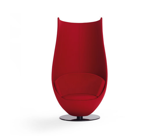 Wanders' Tulip Chair von Cappellini | Loungesessel