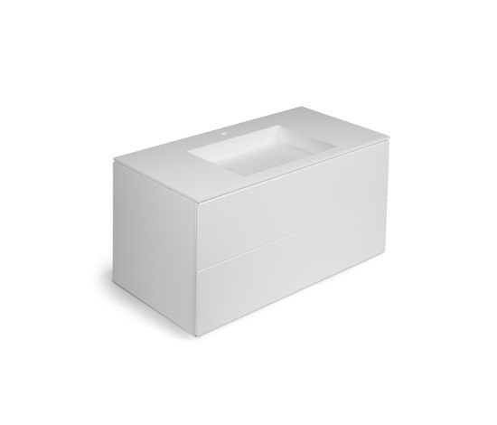 Block Bathstone de Cosmic | Lavabos mueble