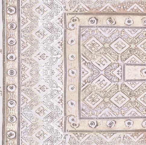 Foulards | Rajasthan VP 683 01 de Elitis | Revêtements muraux / papiers peint