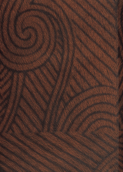Natives | Maori VP 627 07 by Elitis | Wall coverings / wallpapers