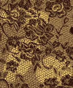 Tenue de soirée | Paso doble TP 155 01 by Elitis | Wall coverings / wallpapers