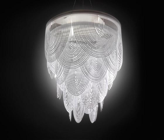 slamp lampadari : Illuminazione generale Lampade a sospensione Ceremony XL