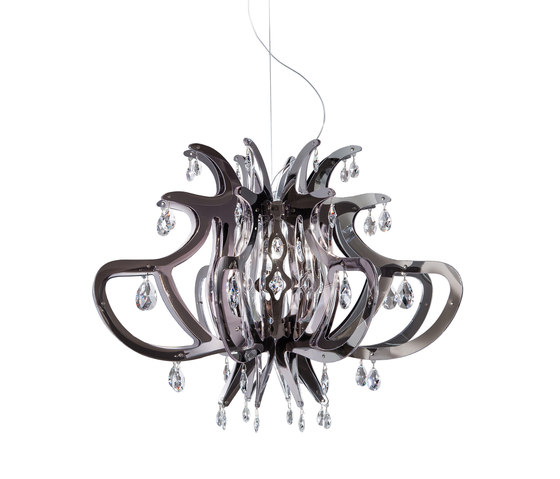 Medusa suspension by Slamp | General lighting