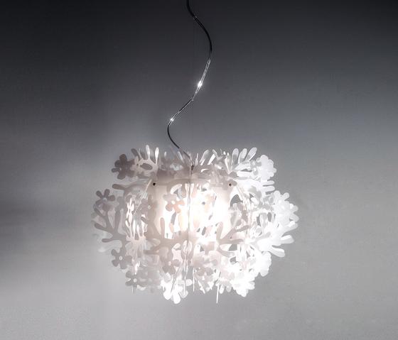 Fiorella Mini suspension by Slamp | General lighting