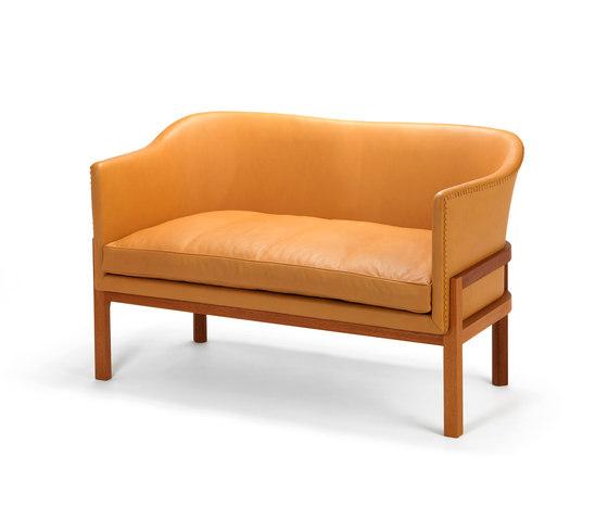 Sofa Model 52 de Carl Hansen & Søn | Canapés d'attente