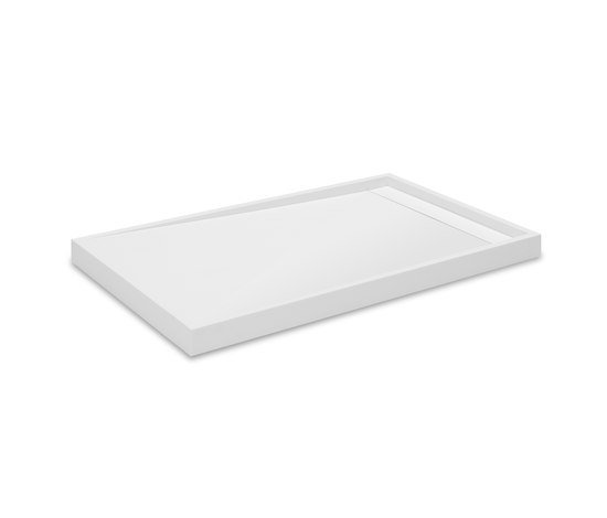 Compact by Cosmic | Shower trays