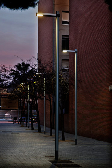 Rama LED de Santa & Cole | Éclairage de rue