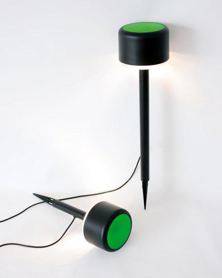 Oco de Santa & Cole | Lámparas de suelo