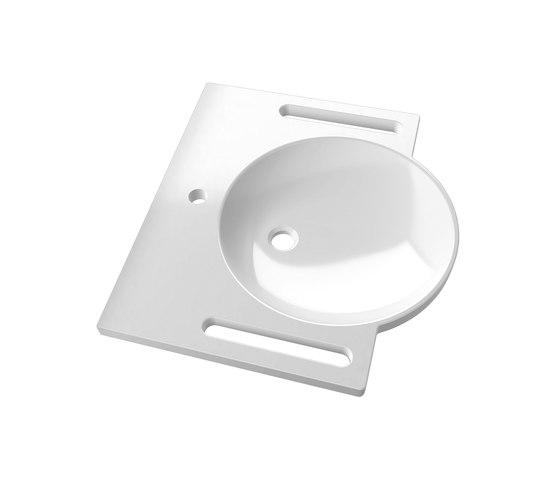 Washbasin de HEWI | Lavabos