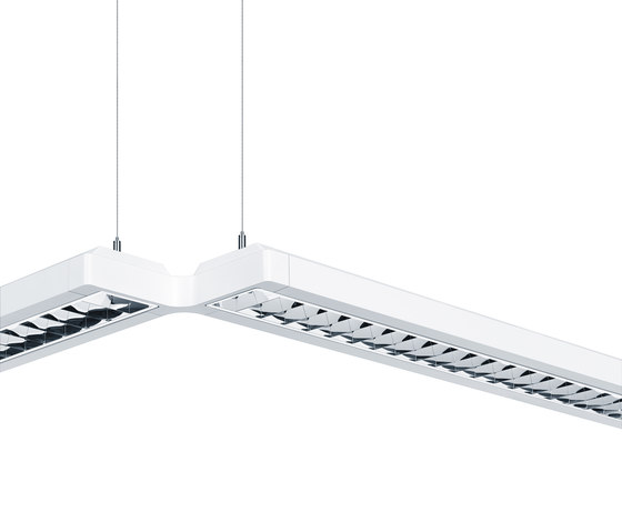 ELEEA Raster de Zumtobel Lighting | Luminaires suspendus