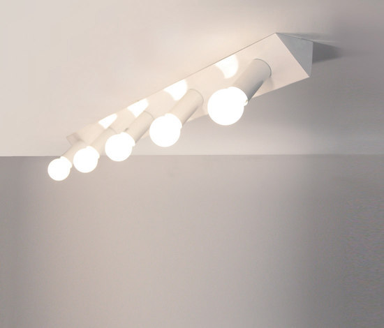 2160 AT5 LED Ceiling lamp by Luz Difusión | General lighting