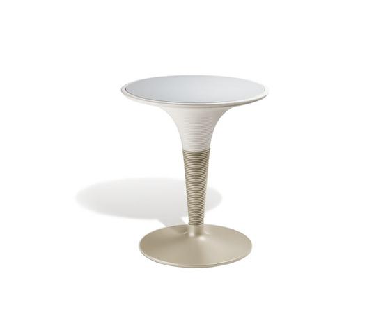 Play Mesa de bistro de DEDON | Mesas para cafeterías