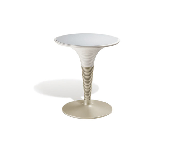 Play Tavolino bistro di DEDON | Tavoli caffetteria