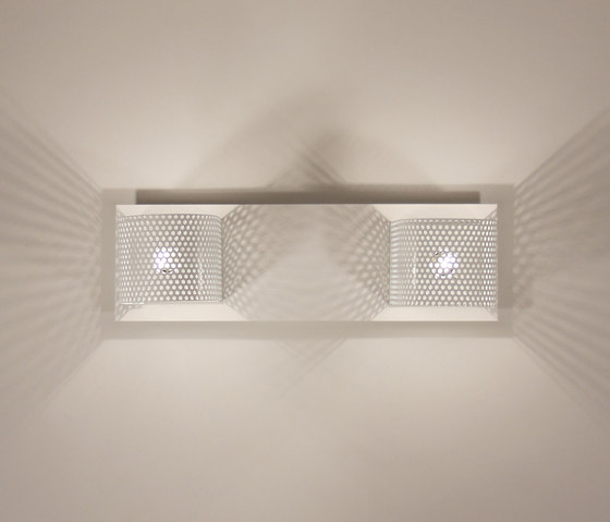 Kendo W2 Wall lamp by Luz Difusión | General lighting